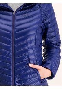 Niebieska kurtka puchowa Jack Wolfskin