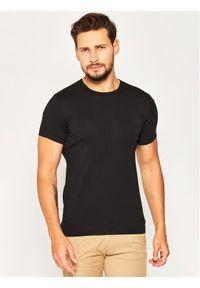 Polo Ralph Lauren Komplet 2 t-shirtów 714621944 Czarny Slim Fit. Typ kołnierza: polo. Kolor: czarny