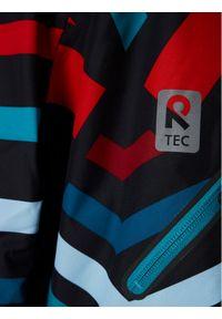 Kurtka sportowa Reima narciarska, w kolorowe wzory