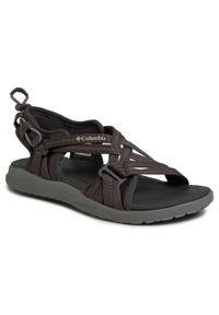 Szare sandały columbia casualowe, na co dzień
