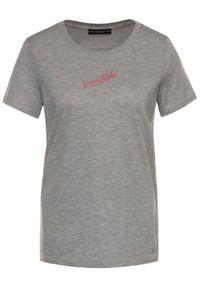 Guess T-Shirt Irresistible Tee W0GI20 K46D0 Szary Regular Fit. Kolor: szary