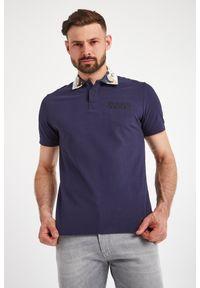 Koszulka polo Versace Jeans Couture polo, sportowa, z nadrukiem