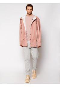 Rains Komplet przeciwdeszczowy Unisex 1201 Różowy Casual Fit. Okazja: na co dzień. Kolor: różowy. Styl: casual