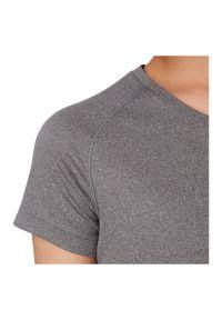 Koszulka damska do biegania Energetics Natalja 411870. Materiał: materiał, tkanina, włókno, skóra, poliester. Długość rękawa: krótki rękaw. Długość: krótkie