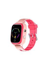 Różowy zegarek GARETT