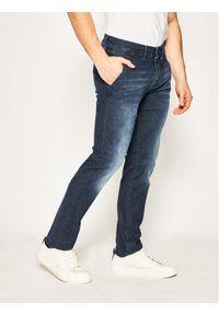 Niebieskie jeansy Baldessarini