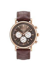 Brązowy zegarek GANT