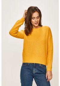 Oliwkowy sweter Vero Moda