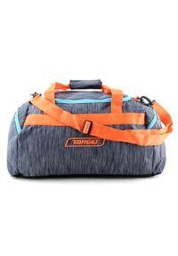 Target Docelowa torba podróżna, Niebiesko szary. Kolor: niebieski, wielokolorowy, szary