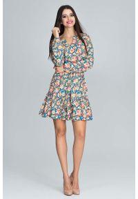 Sukienka Figl w kwiaty