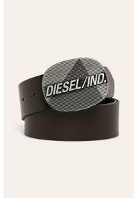 Brązowy pasek Diesel