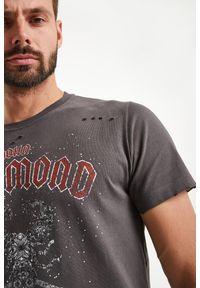 T-shirt John Richmond elegancki