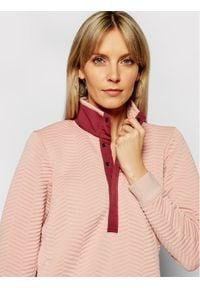 Helly Hansen Bluza techniczna Lillo 63037 Różowy Regular Fit. Kolor: różowy