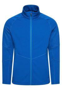 Rossignol Bluza Classique Clim RLIMS02 Niebieski Regular Fit. Kolor: niebieski