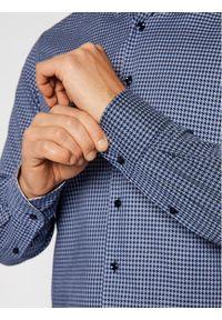 Baldessarini Koszula Henry 10003/000/1005 Granatowy Regular Fit. Kolor: niebieski #6