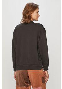 Czarna bluza adidas Originals bez kaptura