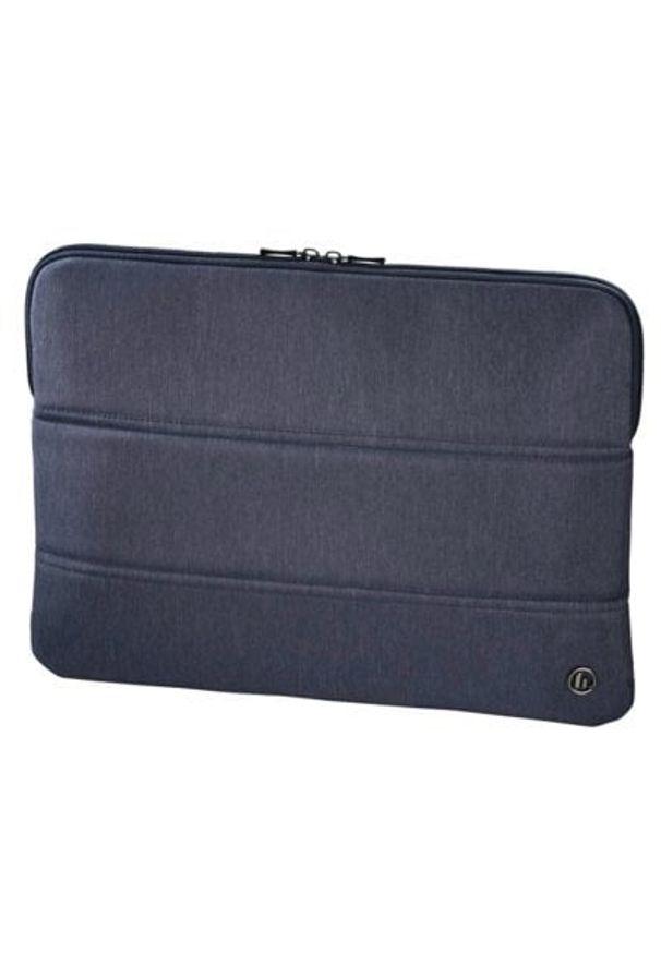 Niebieskie etui na laptopa hama biznesowe
