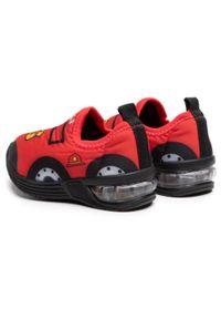Bibi - Sneakersy BIBI - Space Wave 2.0 1132057 Print/Red. Kolor: czerwony. Materiał: materiał. Wzór: nadruk
