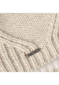 Beżowa czapka zimowa PaMaMi #3