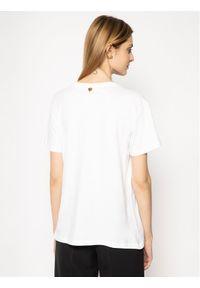 Biały t-shirt TwinSet