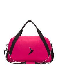 Różowa torba na ramię outhorn sportowa
