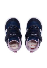 Geox Sneakersy B Pillow G. C B154FC 085GN C0694 Granatowy. Kolor: niebieski