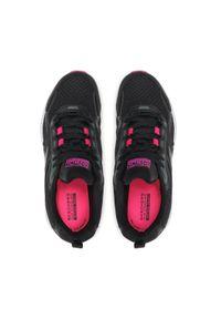 skechers - Skechers Buty Go Run Consistent 128075/BKPK Czarny. Kolor: czarny. Sport: bieganie