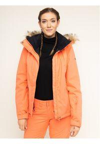 Różowa kurtka sportowa Roxy narciarska