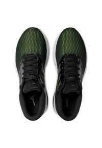 Zielone buty do biegania Mizuno Mizuno Wave