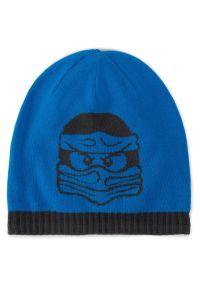 Niebieska czapka LEGO Wear