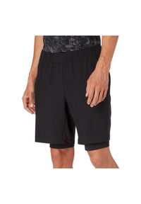 Spodenki treningowe męskie Energetics Friedo 410870. Materiał: poliester, materiał, elastan. Sport: fitness