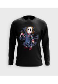 MegaKoszulki - Koszulka męska z dł. rękawem Chucky. Materiał: bawełna