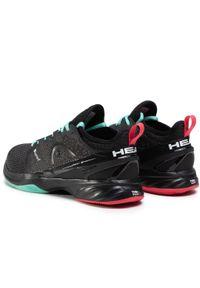 Czarne buty do tenisa Head #8