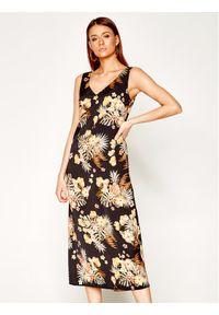 Czarna sukienka letnia Liu Jo