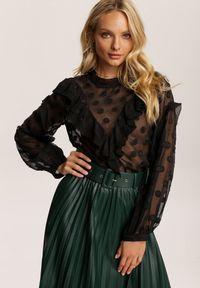 Czarna bluzka Renee #4
