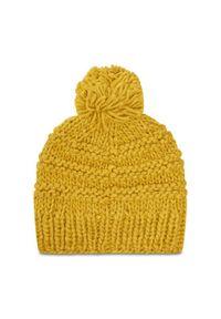 Żółta czapka Barts