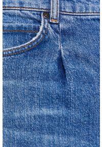 Niebieskie jeansy Hugo casualowe, na co dzień