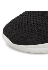 vagabond - Sneakersy VAGABOND - Cintia 4928-180-20 Black. Okazja: na co dzień. Kolor: czarny. Materiał: materiał. Szerokość cholewki: normalna. Sezon: lato. Styl: casual
