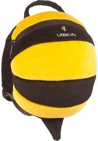 LittleLife Plecak Animal Toddler Daysack - Bee L10241. Kolor: wielokolorowy, żółty, czarny. Wzór: paski