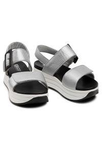 Srebrne sandały Igi & Co