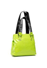 Zielona torebka klasyczna Monnari skórzana