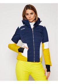 Phenix Kurtka narciarska Dianthus ESA82OT65 Granatowy Regular Fit. Kolor: niebieski. Sport: narciarstwo