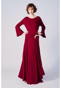 Sukienka Hultaj Polski elegancka, na co dzień, prosta