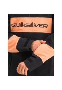 Czarna kurtka turystyczna Quiksilver