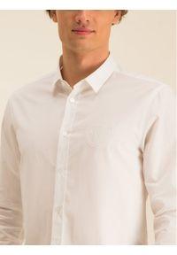 Biała koszula casual Versace Jeans
