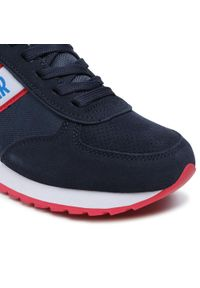 Colmar - Sneakersy COLMAR - Travis Runner 031 Navy. Okazja: na co dzień. Kolor: niebieski. Materiał: zamsz, materiał, skóra ekologiczna. Szerokość cholewki: normalna. Styl: casual #2