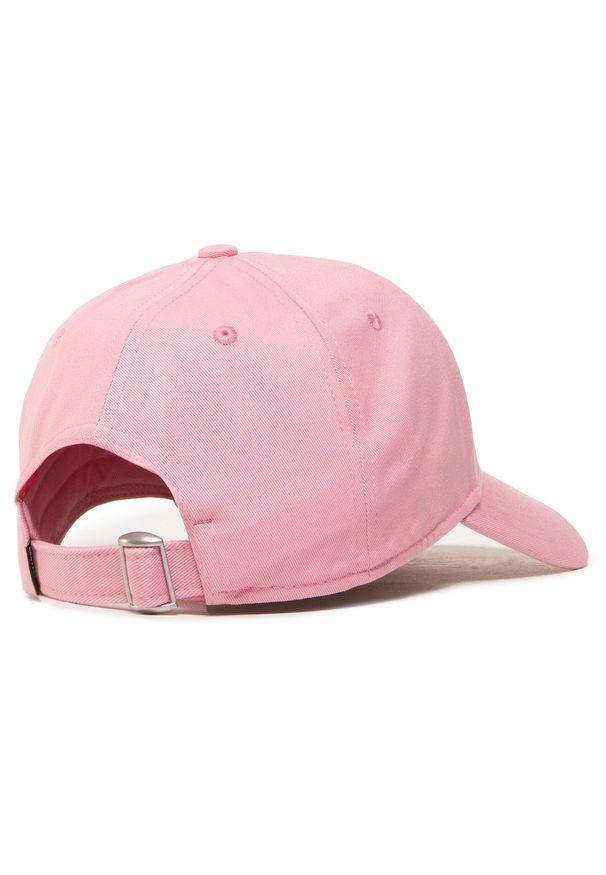 Różowa czapka z daszkiem Converse
