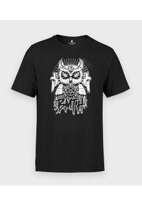 MegaKoszulki - Koszulka męska Rock Owl. Materiał: bawełna. Styl: rockowy