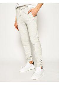 Szare spodnie dresowe Fila