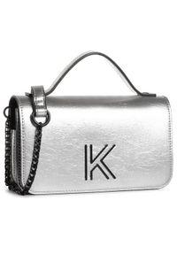 Srebrna torebka Kendall + Kylie